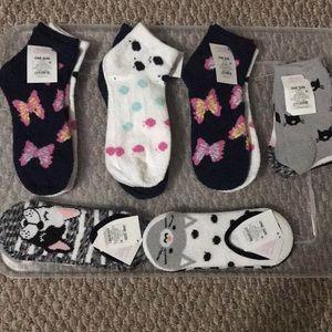 Xhilaration bundle of 12 pairs socks